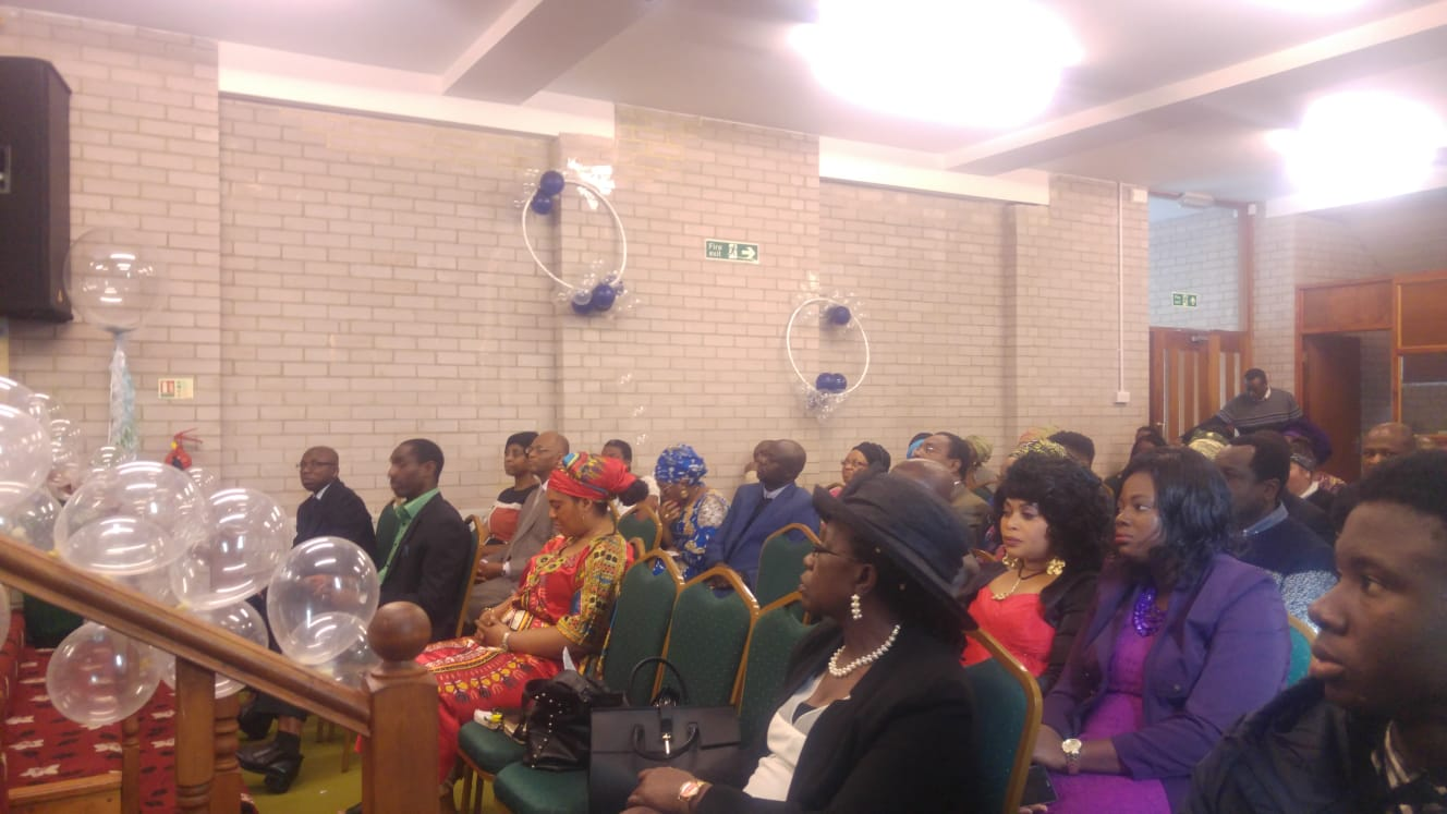 The Lord's Vine Parish - RCCG Memembers